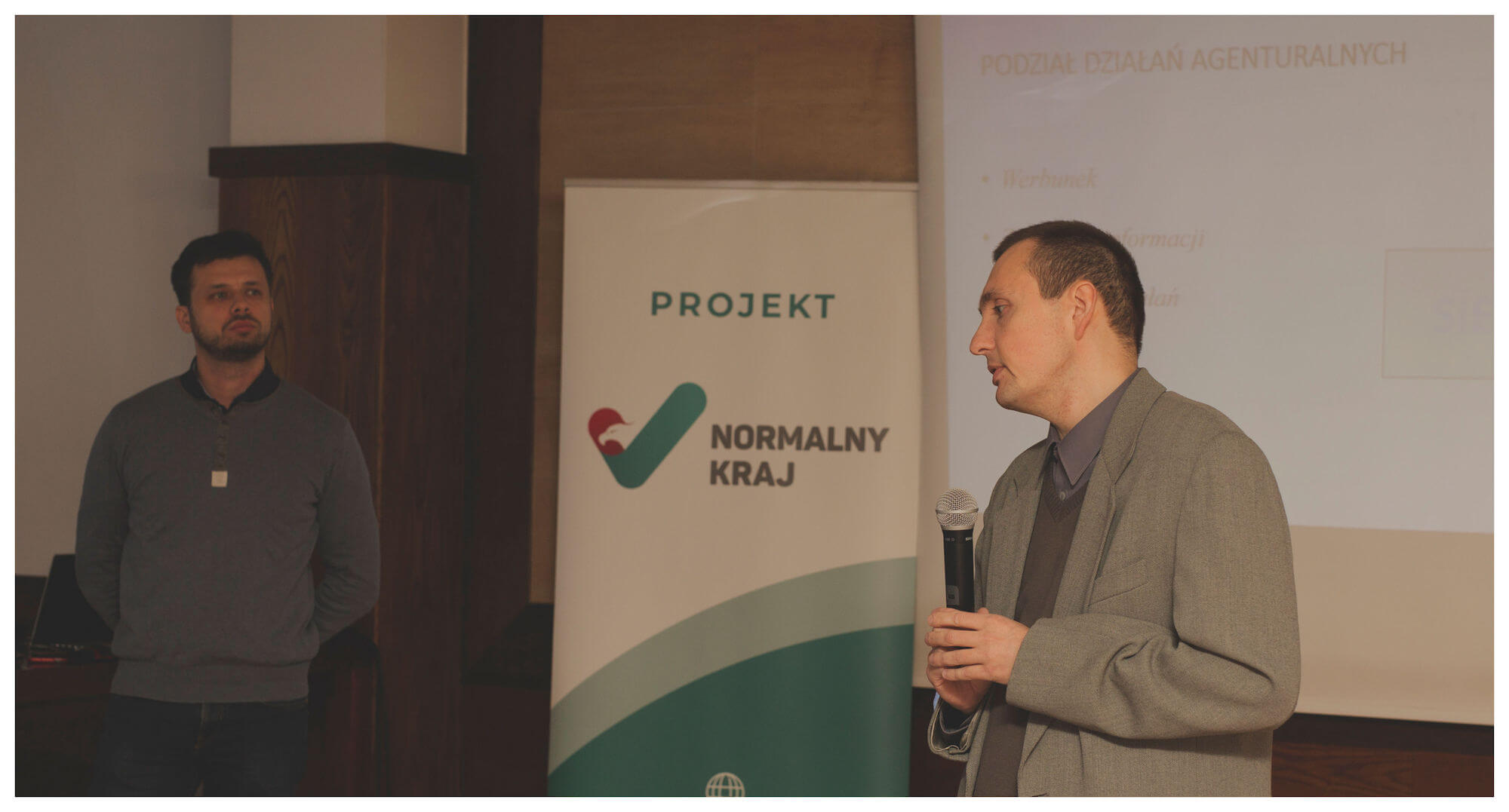 Tomasz Banyś i Marcin Hagmajer
